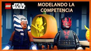 Celebra la temporada: Modelando la competencia | Lego® Star Wars