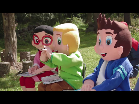 PJ Masks School Romeo Learn to Count In Real Life - Peppa Pig, Paw Patrol, Trolls Movie, Spiderman