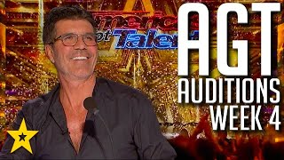 America's Got Talent Auditions 2020 | WEEK 4 | Got Talent Global
