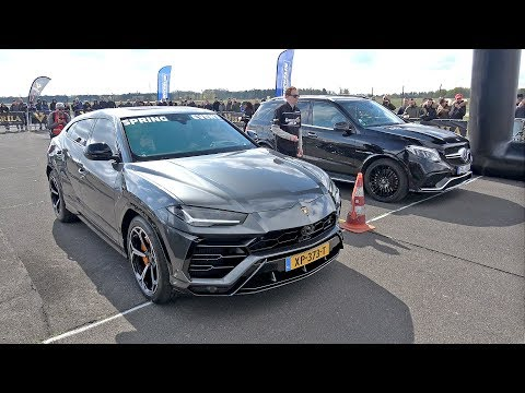 Mercedes-AMG GLE63 AMG vs Lamborghini Urus vs E63 S AMG
