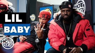 LIL BABY  | Funk Flex | #Freestyle117
