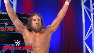 Daniel Bryan is coming for AJ Styles' WWE Title at WWE Crown Jewel: WWE Exclusive, Oct. 6, 2018