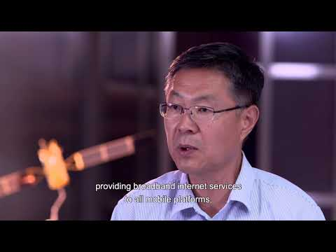 Unicom Air Net, providing inflight connectivity via satellite