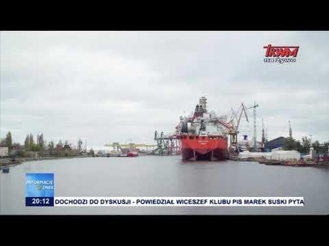Rozwój polskich portów
