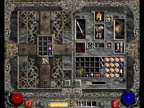 Diablo 2 - How to - Uber in Single Player - YouTube