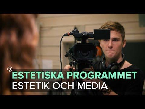 Kungälv - Estetiska programmet Media