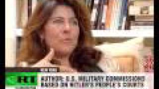 Naomi Wolf: 'Obama can lock any US citizen up without trial'