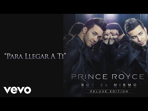 Prince Royce - Para Llegar A Ti (Audio)