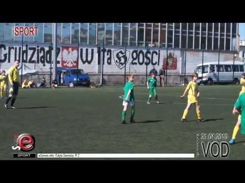 Sparta Brodnica - Olimpia Grudziądz: dziecięce rozgrywki