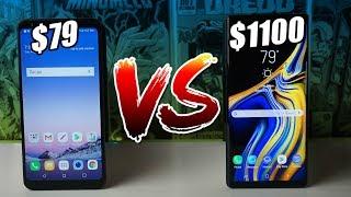 LG Stylo 4 vs Samsung Galaxy Note 9   Full Comparison