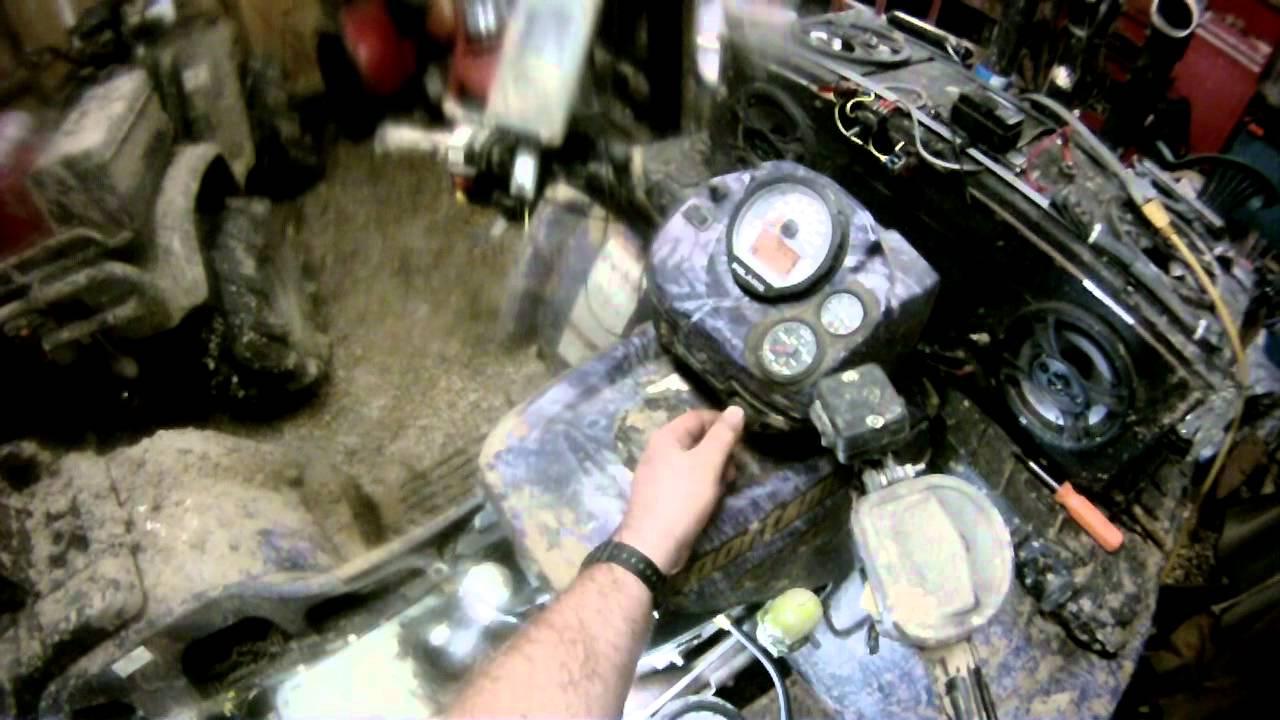 polaris 800 fuel filter pt1 - youtube 2009 ford ranger fuel filter location