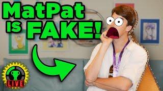 MatPat Does Not EXIST!   MatPat Meme Review 👏🖐