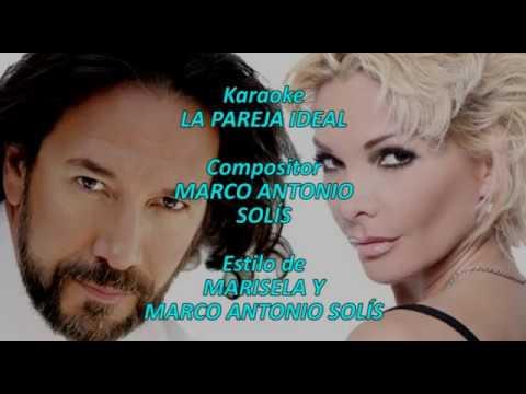Mi Karaoke - La pareja ideal - Marisela y Marco Antonio Solís
