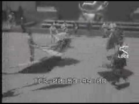 Sbandieratori a NewYork 1967