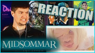 MIDSOMMAR (2019 A24 Film) - Teaser Trailer Reaction & Review!!!
