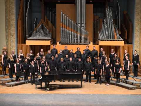 Walker: How Can I Keep From Singing (SU Concert Choir)