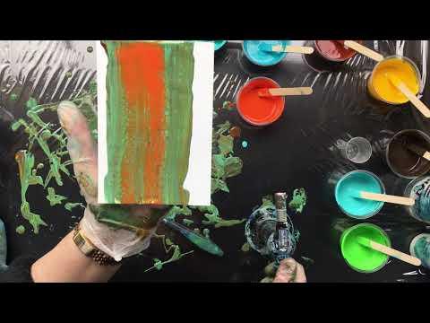 ( 560 ) PVA acrylic pour
