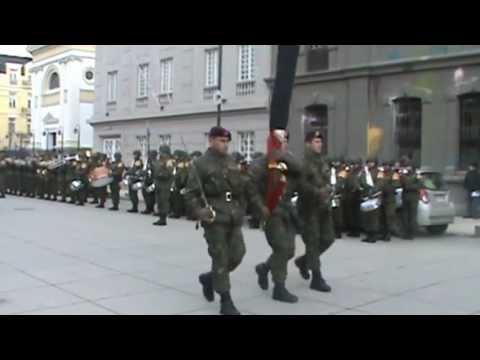 Preparatoria Parada Militar 2012, Punta Arenas. Chile