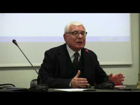 Gli organismi di categoria - Giancarlo Tartaglia (Direttore FNSI)