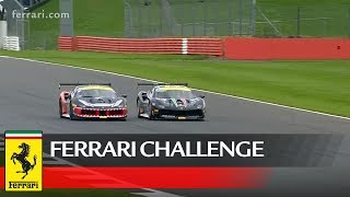 Ferrari Challenge Europe – Silverstone 2017, Coppa Shell, Race 2