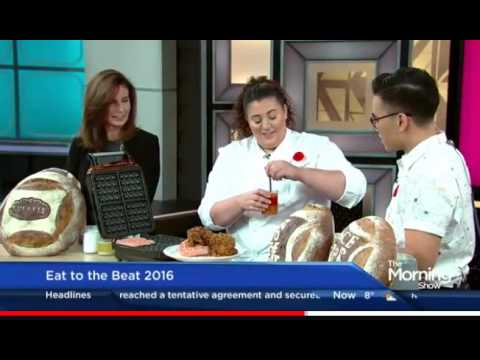 Eat To The Beat - Global Morning Show - November 1, 2016