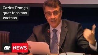 Ministro das Relações Exteriores ameniza fala de Paulo Guedes e reforça negociação com a China - #JM