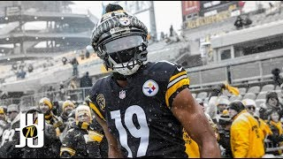 "JuJu Smith-Schuster ""Welcome to the NFL"" Rookie Highlights"