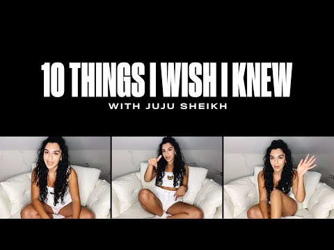 missguided.co.uk & Missguided Discount Code video: 10 things I wish I knew before beginning my fitness journey with Juju Sheikh ✨ #missguided