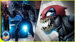 ✅ Venom: 25 Crazy Fan Redesigns Better Than The Movies | Superhero Facts