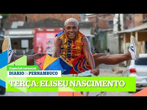 O melhor passista do Recife é de Santo Amaro