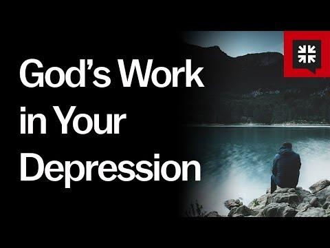 God's Work in Your Depression // Ask Pastor John