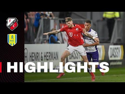 HIGHLIGHTS | FC Utrecht - RKC Waalwijk