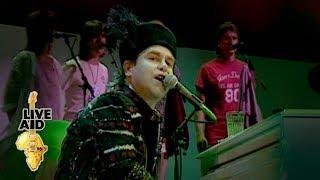Elton John - Rocket Man (Live Aid 1985)