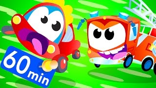 Baby Car Family, Finger Family, Wheels on the Bus   Kids & Toddlers music & songs   by Little Angel