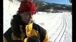 Henrik Olsson i Packat och klart besöker Ramundberget