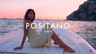 Travel to Positano Italy with Me | Mimi Ikonn Vlog