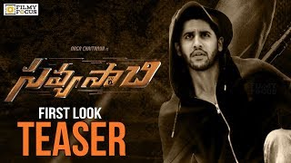 Naga Chaitanya's Savya Sachi Movie First Look Teaser