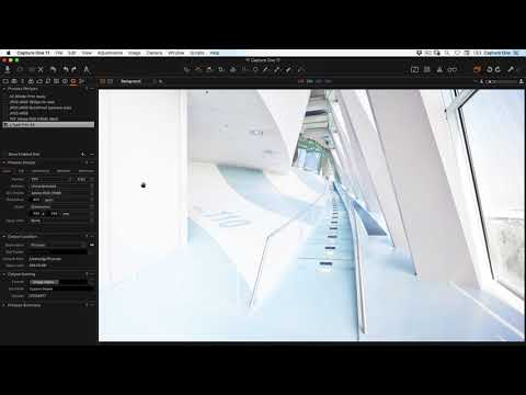 Optimized Export for Print | Tutorial | Capture One