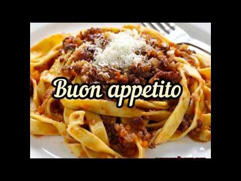 Сос Болонезе ( ragu alla Bolognese) - базова рецепта. Италианска кухня.