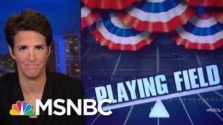 GOP Aims To Suppress ND Native American Vote To Hinder Heidi Heitkamp | Rachel Maddow | MSNBC
