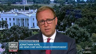 Jonathan Karl Explains Why Kayleigh McEnany Press Briefings Concern Him | The View