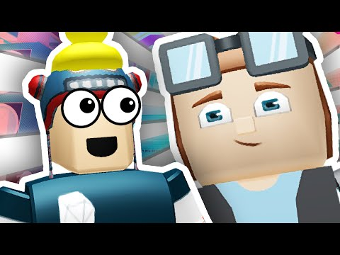 THE DANTDM ROBLOX FACTORY!! | Roblox