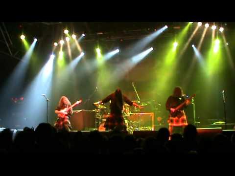 Vexillum - The brave and the craven live @ Atlantico (Roma) 26-02-2011.mpg