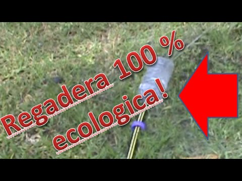 Aspersor caseiro for Aspersor de jardin