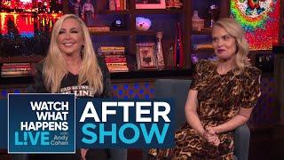 After Show: Leslie Grossman Calls Vicki Gunvalson A 'Cockroach' | RHOC | WWHL