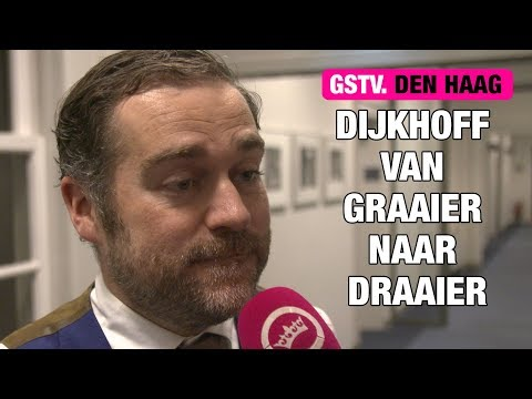 Klaas Dijkhoff (VVD) SJOEMELDE met reiskosten en wil van zijn wachtgeld af