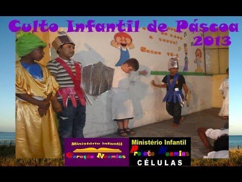Baixar Culto Infantil de Pascoa 2013 - Área 29 - Geração 1 - Dia inesquecível (Cassiane)