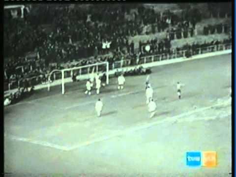 فيديو نادر..يوم انهزم المغرب بصعوبة أمام اسبانيا في الطريق إلى مونديال 62