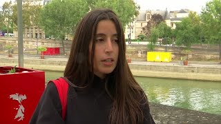 Paris residents outraged by new public eco-friendly urinals