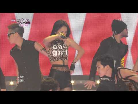 【1080P】Lee Hyori - Bad Girls (5 July,2013)